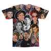 Ashton Irwin tshirt back