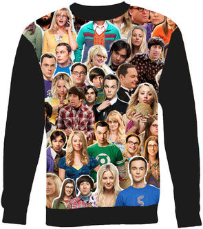 Big Bang Theory Sweatshirt