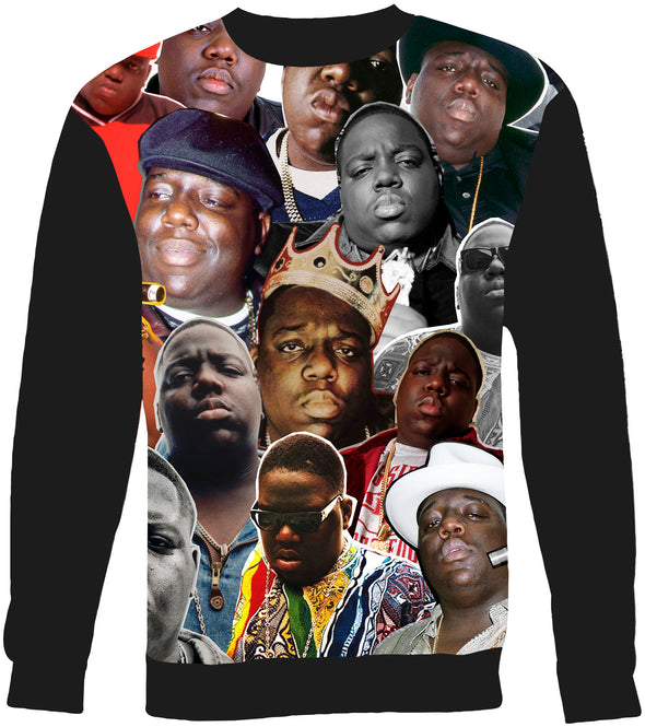 The Notorious B.I.G. (Biggie Smalls) Sweatshirt