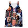 Bill de Blasio tank top