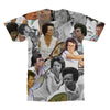 Billie Jean King tshirt back