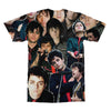Billie Joe Armstrong tshirt back