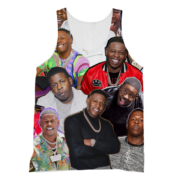 Blac Youngsta tank top
