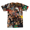 The Black Eyed Peas tshirt back