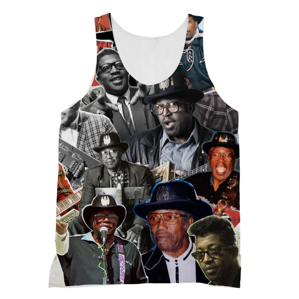 Bo Diddley tank top