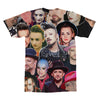 Boy George tshirt back