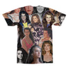 Brooke Shields tshirt back