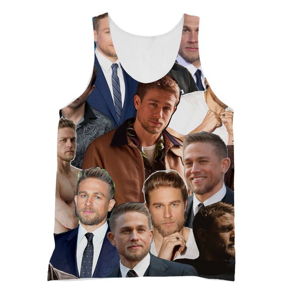 Charlie Hunnam tank top