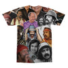 Cheech Marin tshirt back