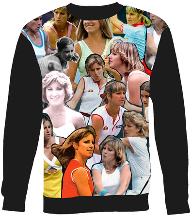 Chris Evert sweatshirt
