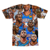 Chris Paul tshirt back