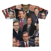 Chris Wallace tshirt back