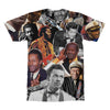 Chuck Berry tshirt back