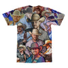 Cody Johnson tshirt back