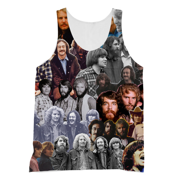 Creedence Clearwater Revival tank top