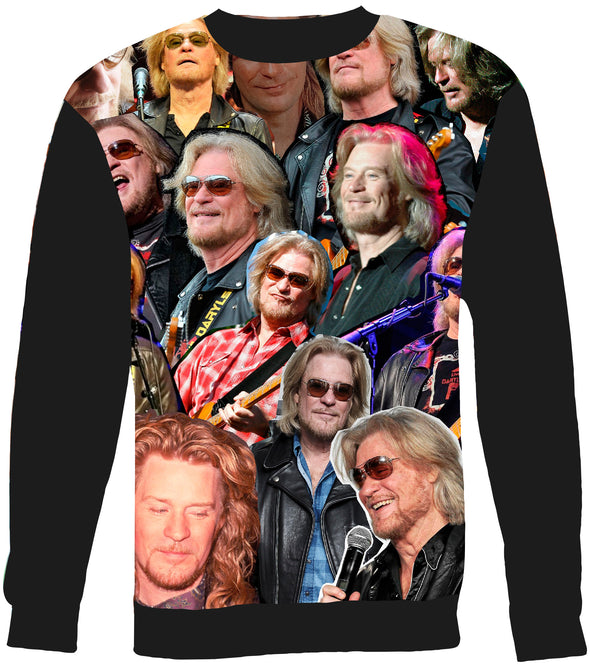 Daryl Hall sweatshirt