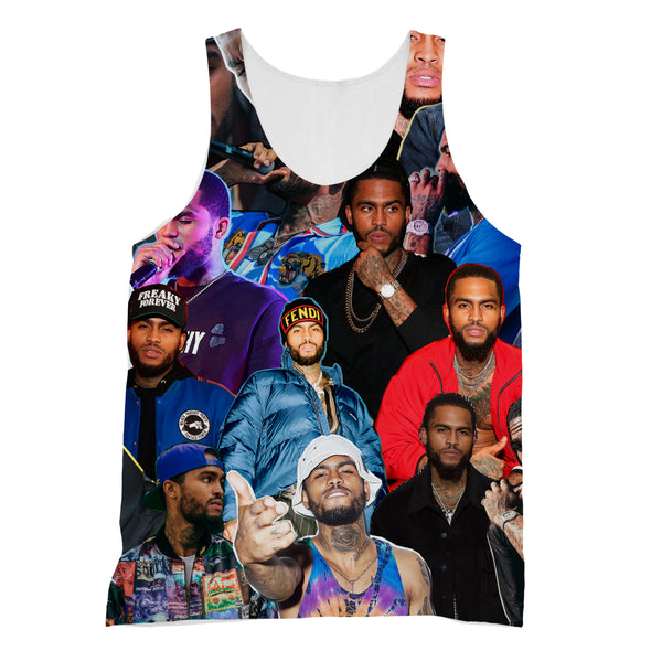 Dave East tank top