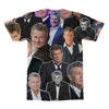 David Foster tshirt back