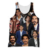 Dev Patel tank top