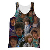 Dustin Stranger Things tank top