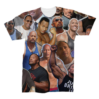 Dwayne Johnson tshirt