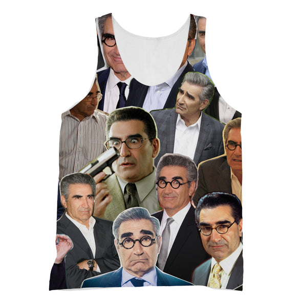 Eugene Levy tank top
