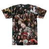 Five Finger Death Punch tshirt back