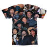 Garth Brooks tshirt back