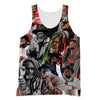 George Clinton tank top