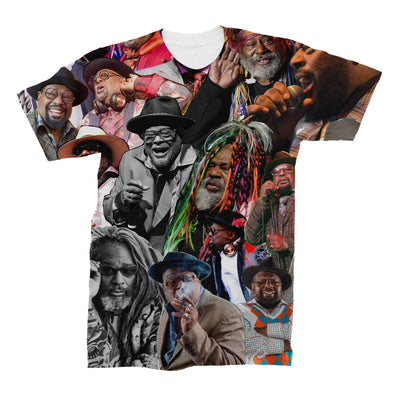 George Clinton tshirt