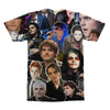 Gerard Way tshirt back