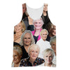 Glenn Close tank top