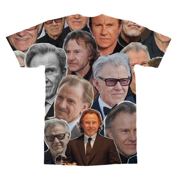 Harvey Keitel tshirt back