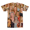 Heather Graham tshirt back