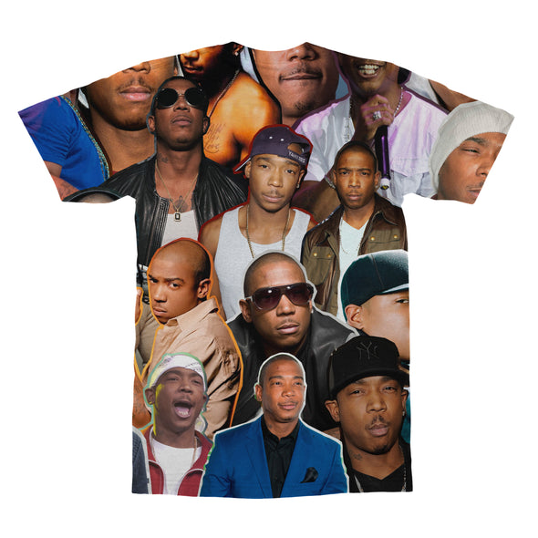 Ja Rule tshirt back