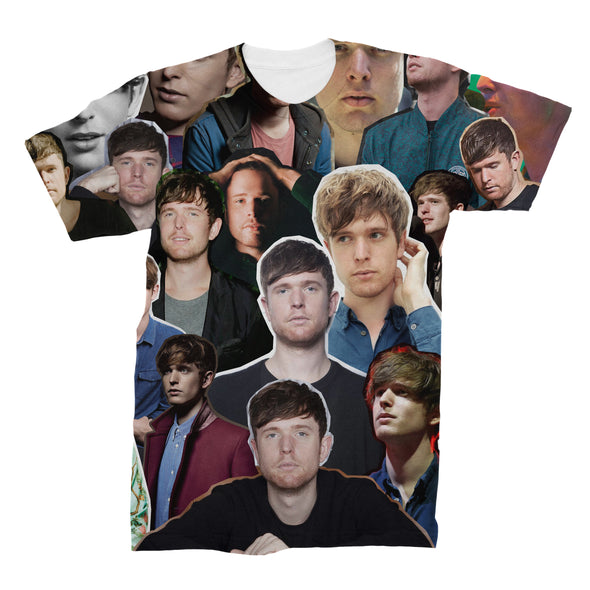 James Blake tshirt