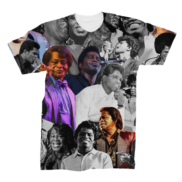 James Brown tshirt