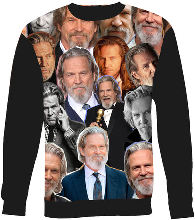 Jeff Bridges sweatshirt
