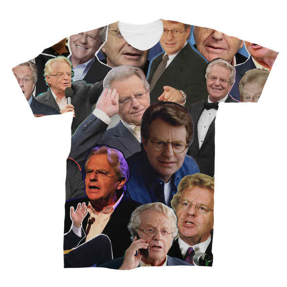 Jerry Springer tshirt