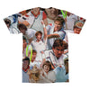Jimmy Connors tshirt back