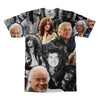 Jimmy Page tshirt back