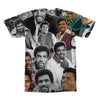 Jimmy Ruffin tshirt back