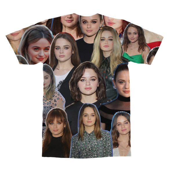 Joey King tshirt back