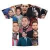 Jonah Hill tshirt back