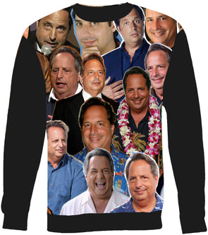 Jon Lovitz Photo Collage Sweatshirt
