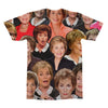 Judge Judy tshirt back