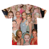 Kate Bosworth tshirt back