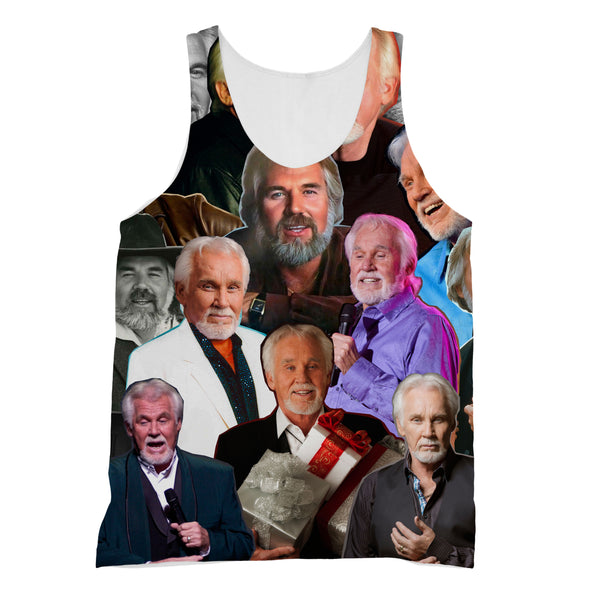 Kenny Rogers tank top