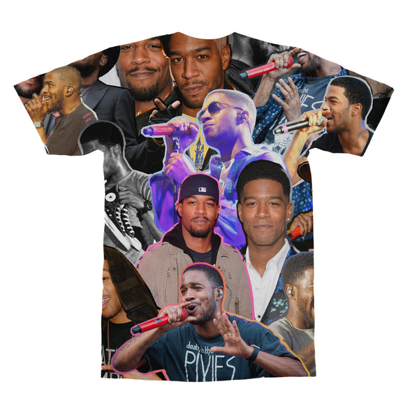 Kid Cudi tshirt back