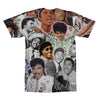Little Richard tshirt back